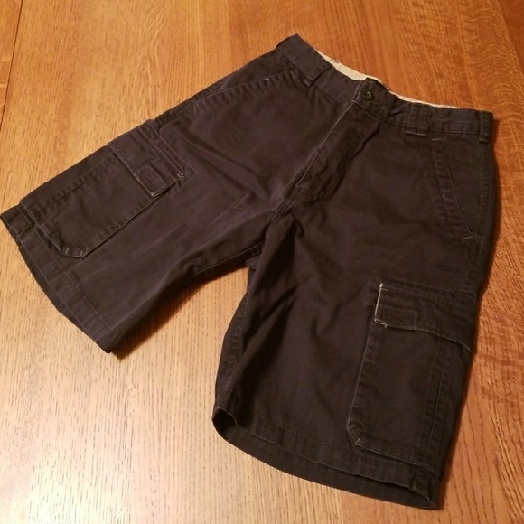 Wear First Other - Wear First navy 6 pocket cargo shorts